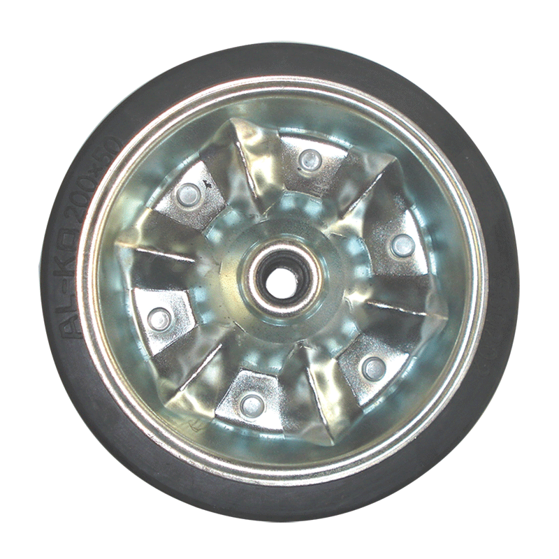 Alko 8 Quot Solid Tyre Wheel Only Coast To Coast Rv