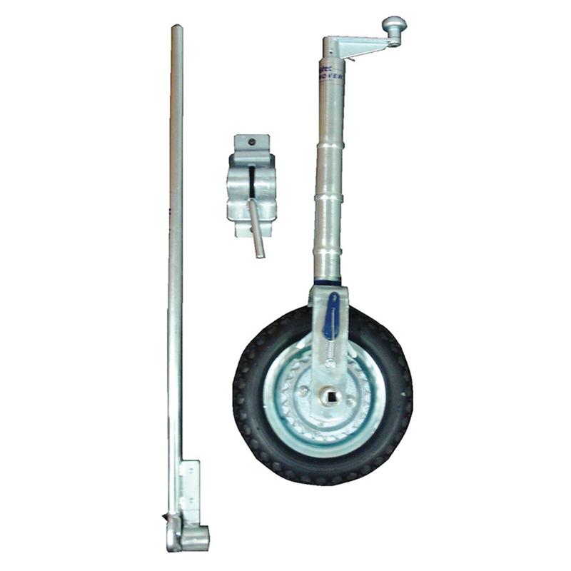 Easy Mover Jockey Wheel - Single