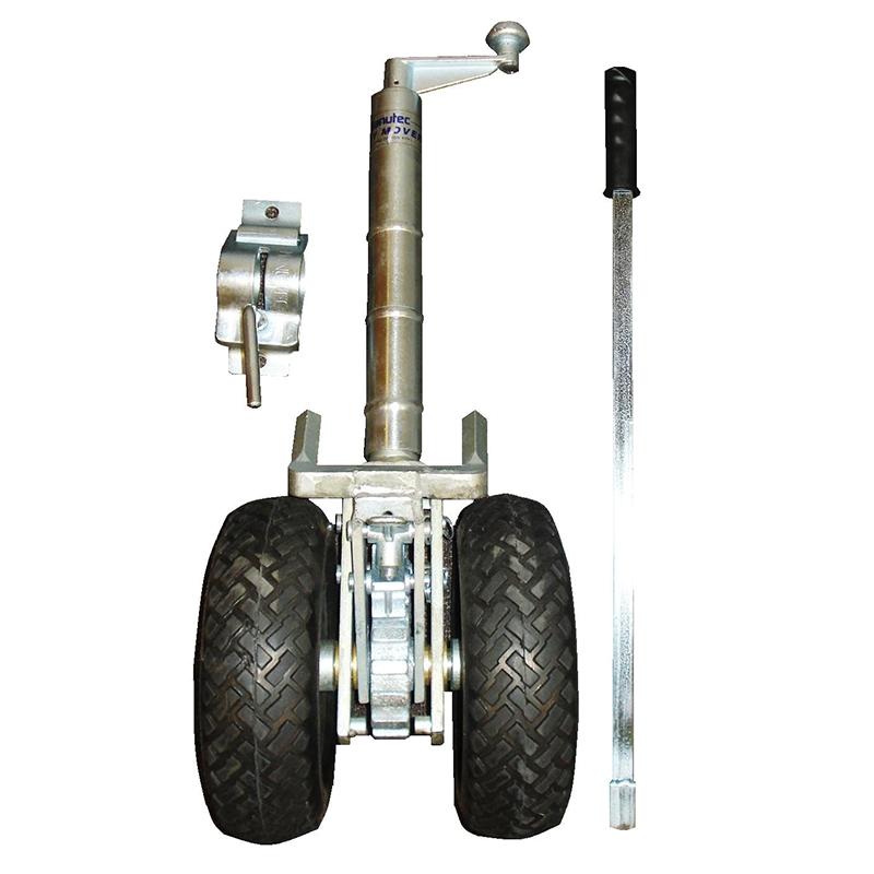 Easy Mover Jockey Wheel - Dual