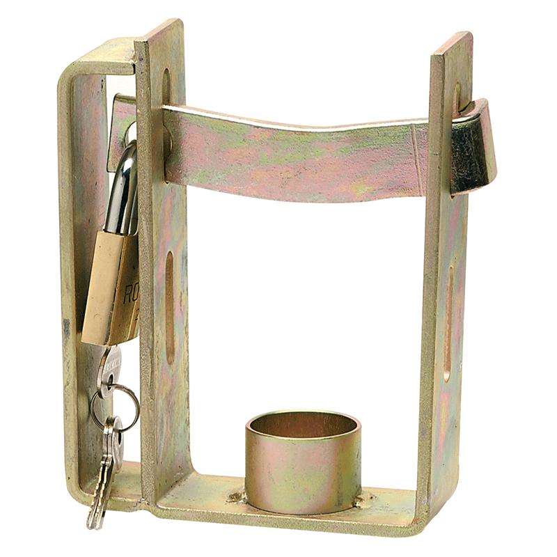 Ark Trailer Coupling Lock (Heavy Duty)