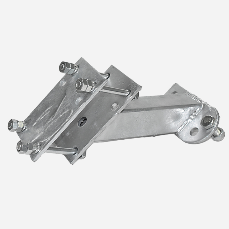 Coast Spare Wheel Carrier 6 Stud Silver.