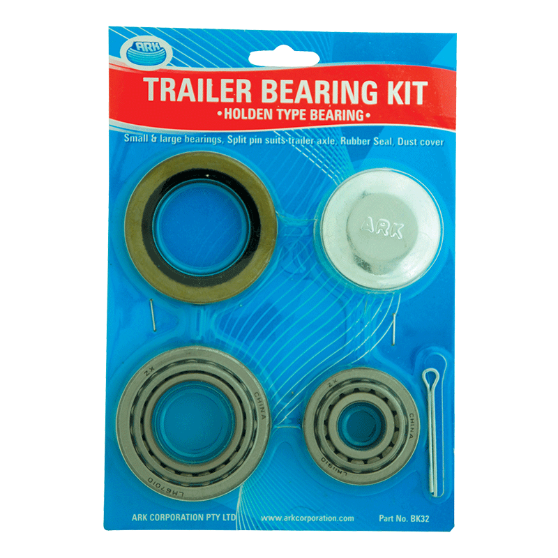 Ark Bearing Kit - Holden Type  (5 Piece Blister Pack)