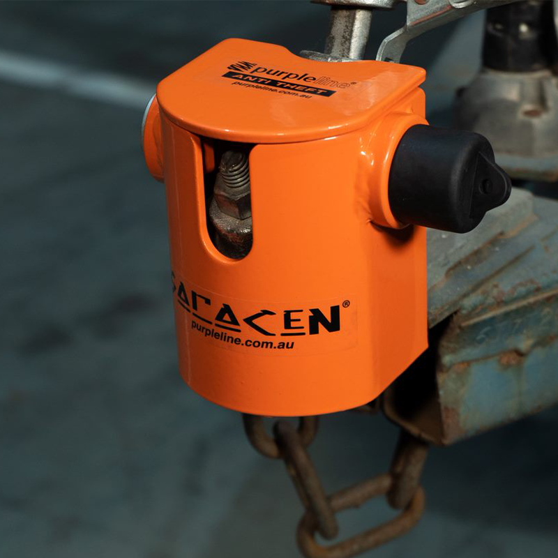 Saracen Hitch Lock Australian V2 SHL100-2
