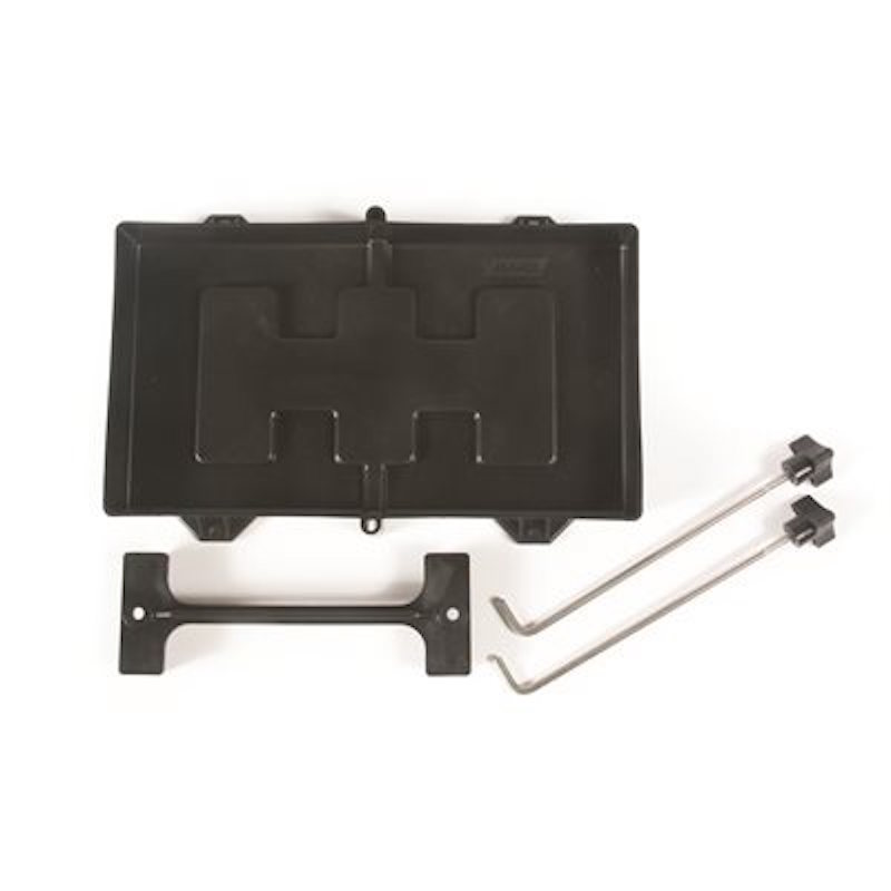 CAMCO Std Battery Tray - Plastic.