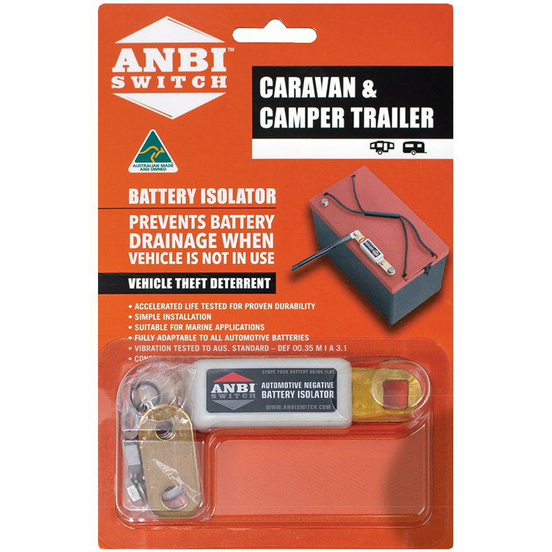 ANBI Switch Caravan & Camper Trailer
