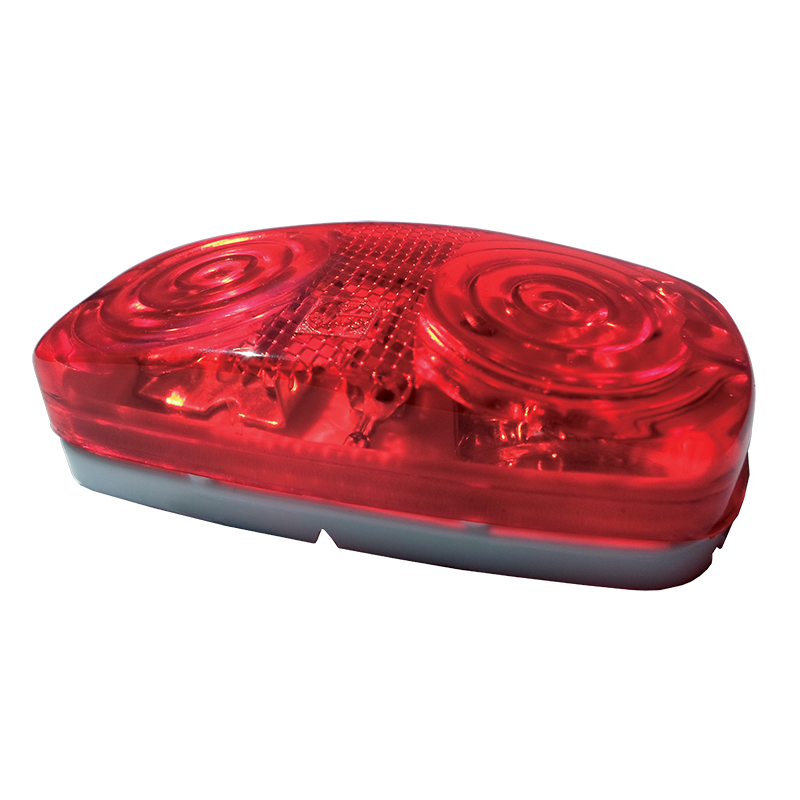 Narva Rear End Outline Marker & Rear Position Lamp Red