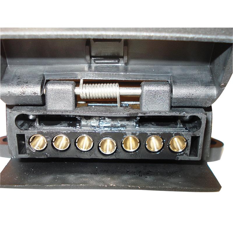 Narva Car Socket 7 Pin Flat