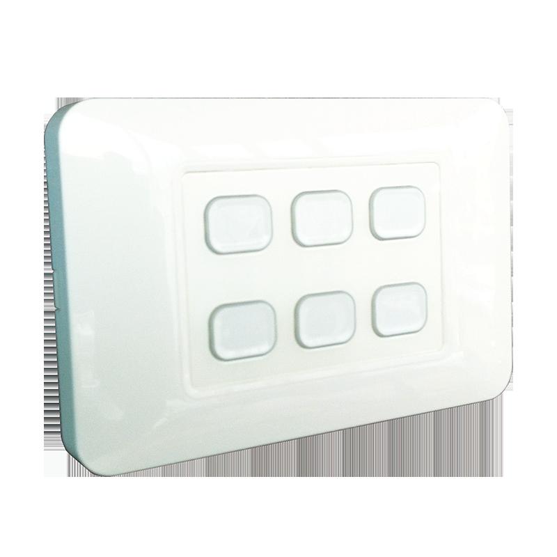 6-Gang Wireless Switch