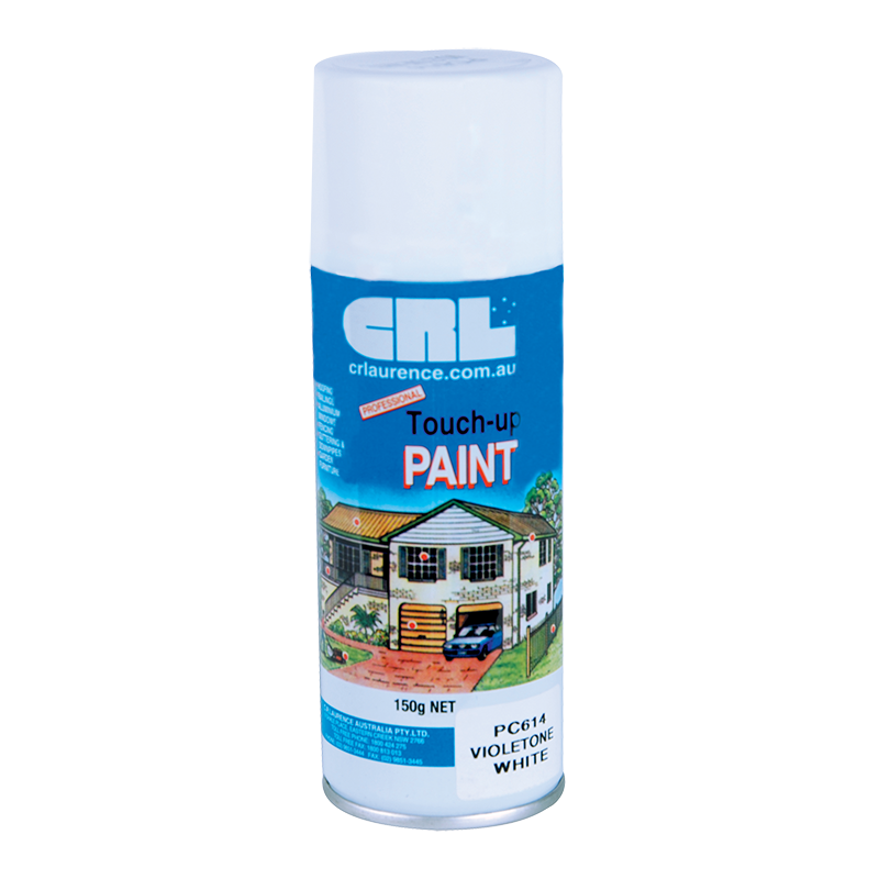 Caravan Touch Up Paint - Violet Tone White
