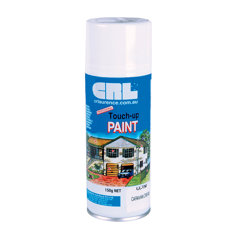 Caravan Touch Up Paint -  Cream