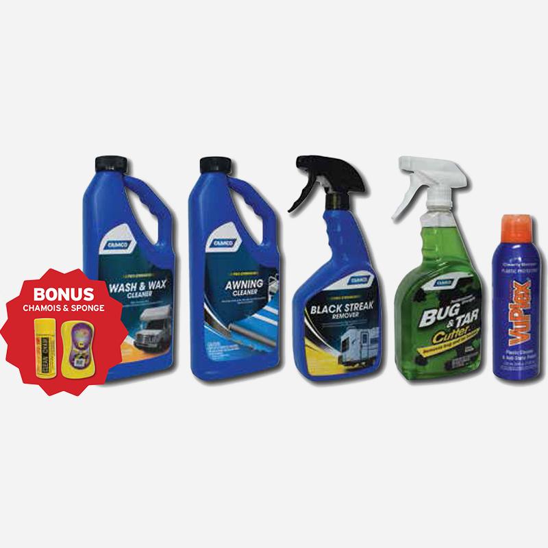 Cleaning Essentials Starter Kit