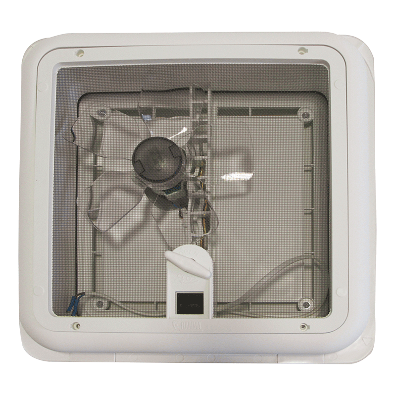 Fiamma Vent 28 Turbo Crystal