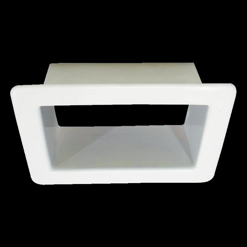 Scupper Vent Internal Frame Plastic