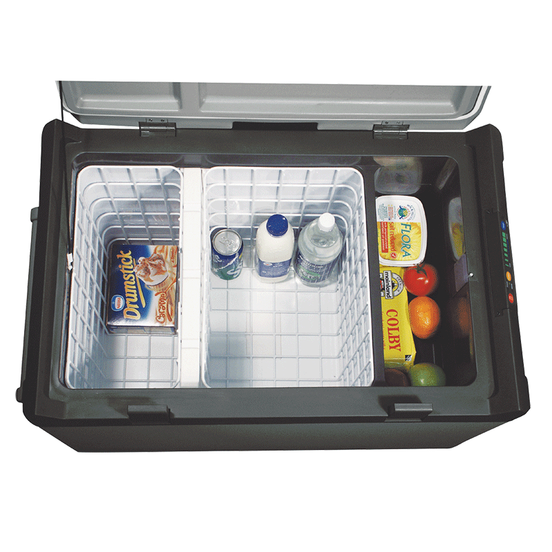CF80 Dual Zone 80L Fridge/ Freezer with Dairy Compartment