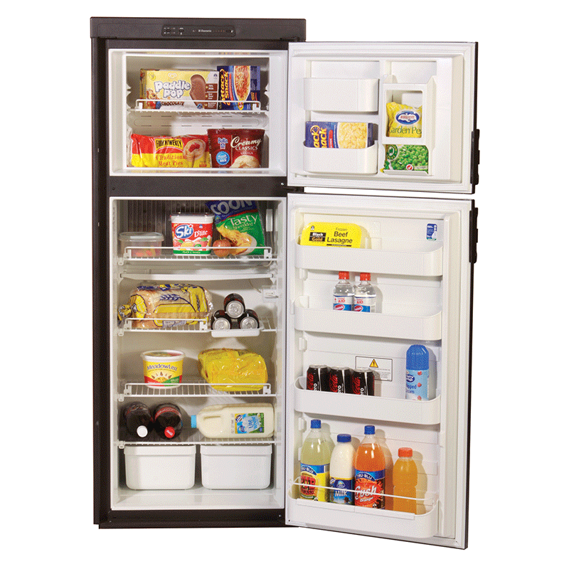 Dometic Rm4805 3 Way Fridge Freezer 224l