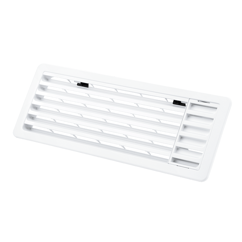 Thetford Top Outside Vent for 3-Way Fridges (White)