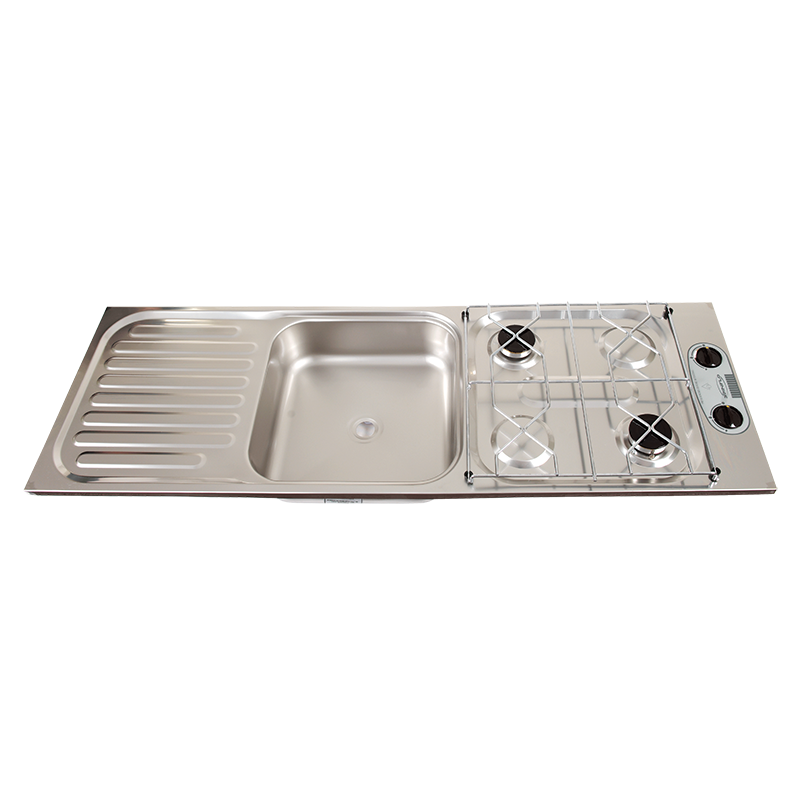 Thetford Combination Units – 2 Burner and Sink