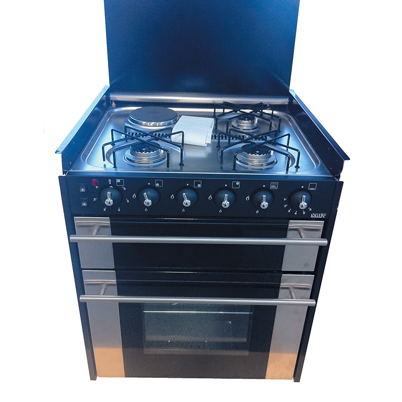 Smev 401 Oven, Cooktop & Grill (2010 Model)