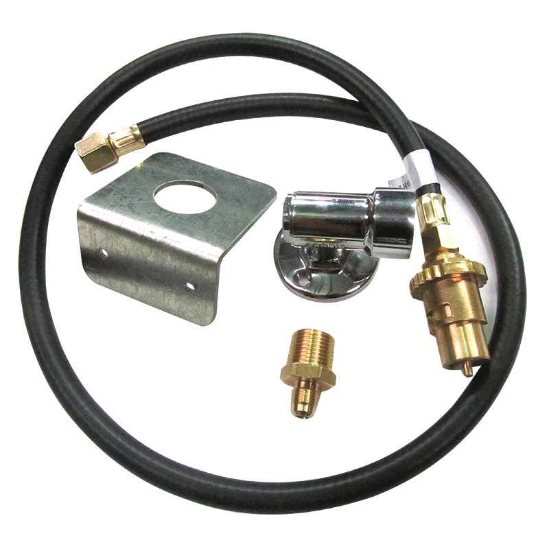 Sizzler BBQ Gas Hose with Bayonet Fitting