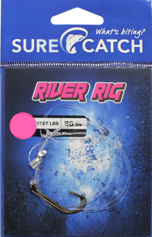 Sure Catch River Rig  - Size 2