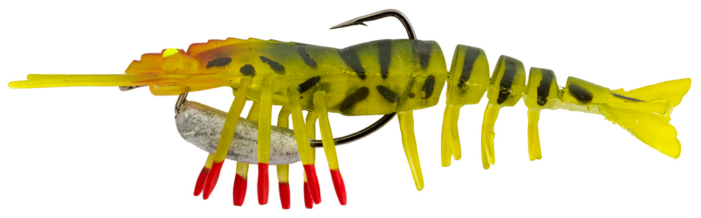 Zerek Live Shrimp Hot Legs 3