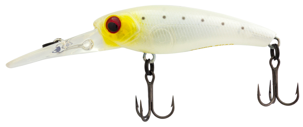 Zerek Tango Shad 50mm - 1.5m Floating - LC Colour
