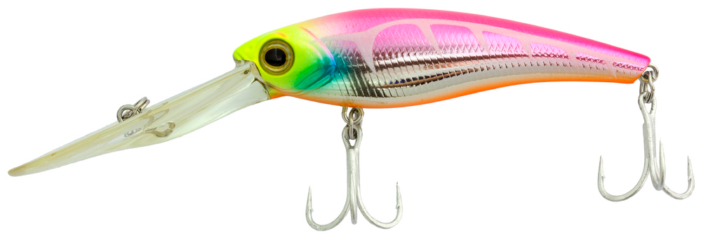 Zerek Tango Shad 89mm - 3.0m Floating - FAB Colour