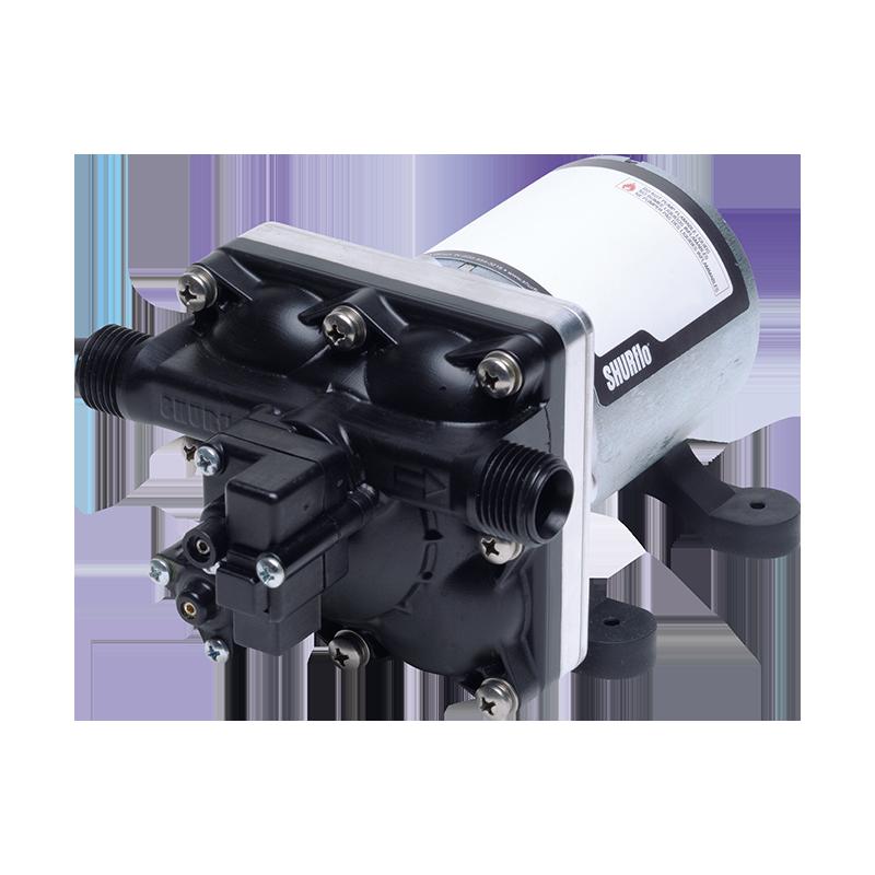 Shurflo 4009 Pump 24V (10L OEM Bulk, No Fittings)