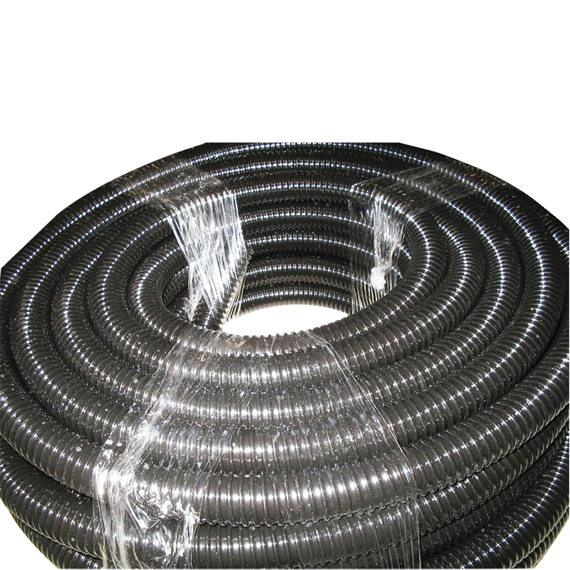 Black Waste Hose 27mm ID x 30m Roll