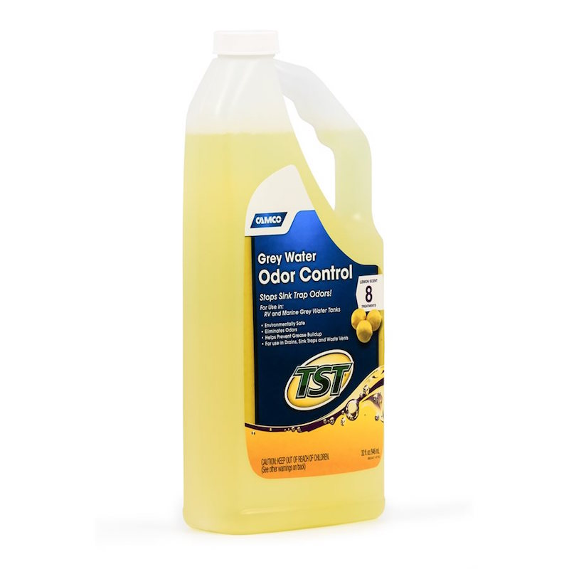 6 CAMCO TST GREY WATER ODOR CONTROL - 32 oz 946 ml