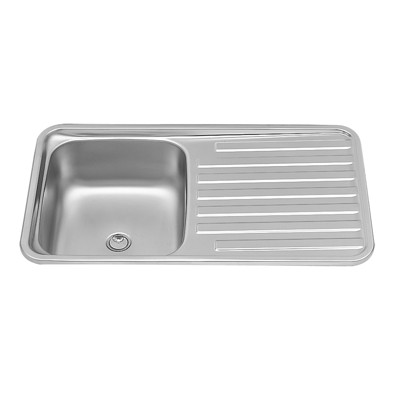 Smev  Sink with Drainer (145H x 650W x 380D mm)