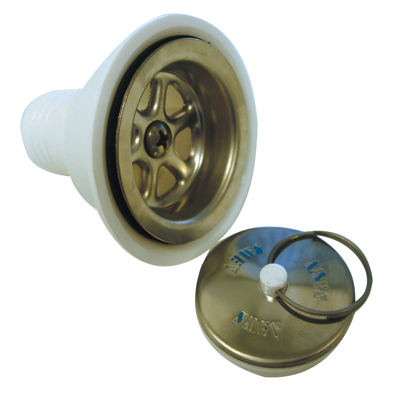 Smev Plug & Waste Kit (Straight)