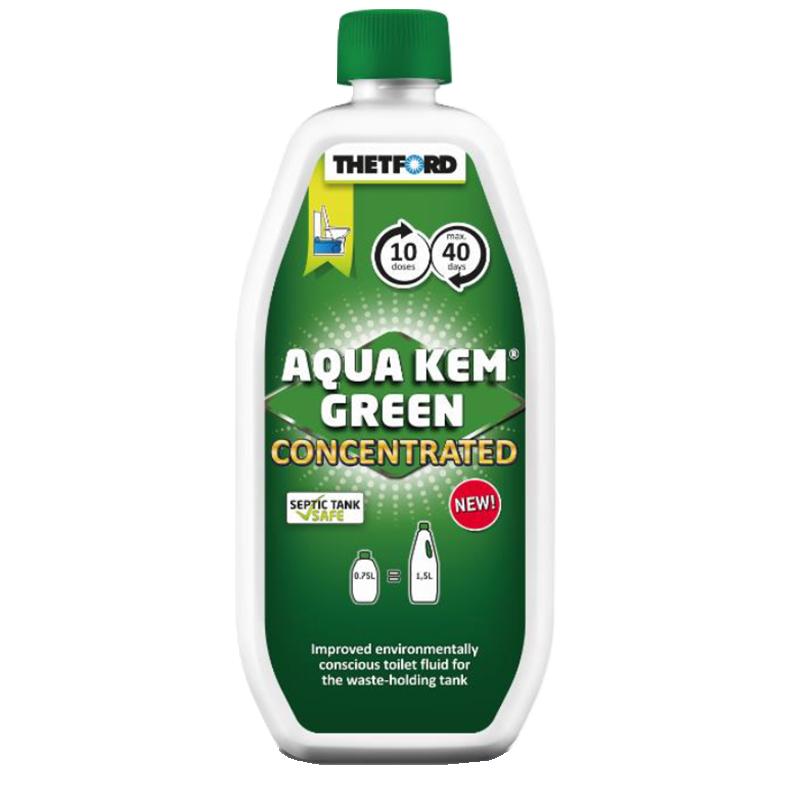 Thetford Aqua Kem Green Concentrated 780ml