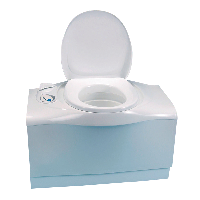 Thetford C402-C Cassette Toilet with Right Hand Internal Water Supply