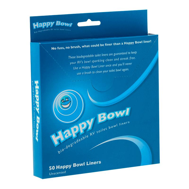 Happy Bowl Toilet Liners