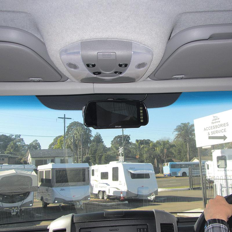 Reversing Cameras
