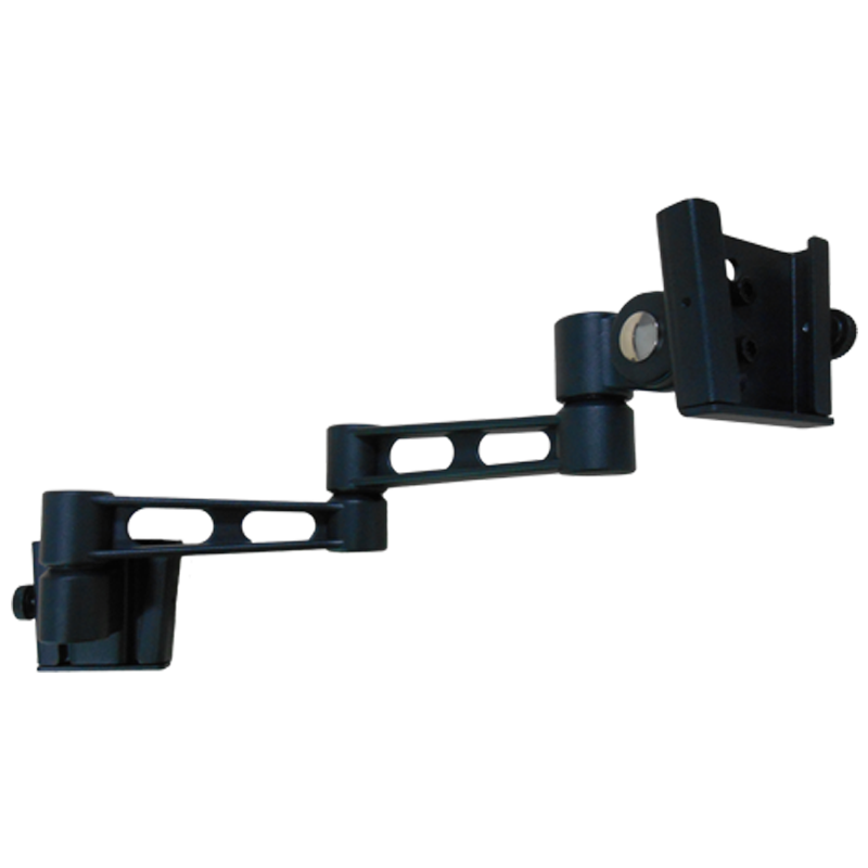 Sphere S2 Black Double Arm TV Bracket