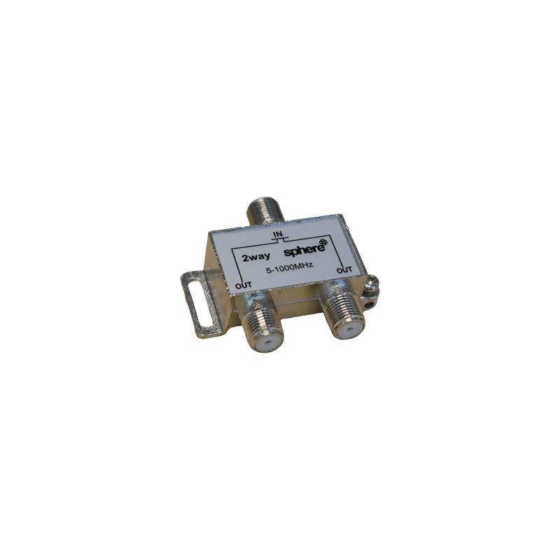 SPHERE 2 Way Splitter (DTV)