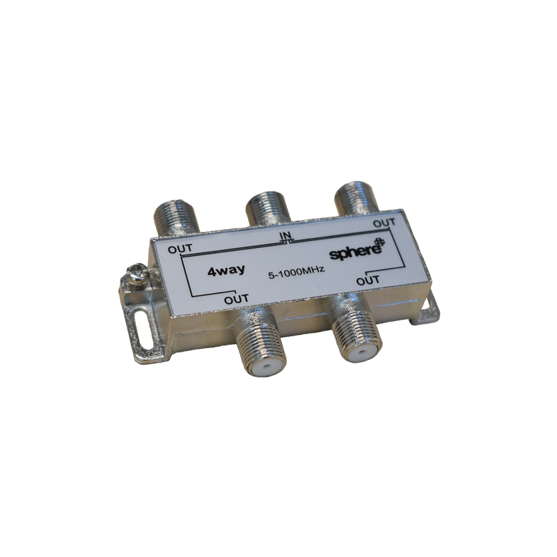 SPHERE 4 Way Splitter (DTV)