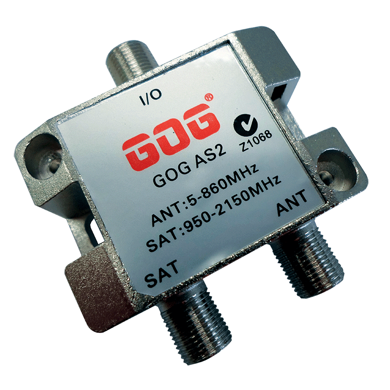 GOG Antenna/Satellite Diplexer