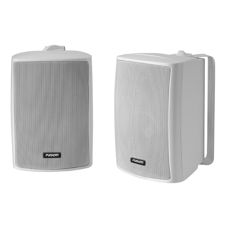 "Fusion 4  4"" Marine 2 Way Box Speaker 100W (MS-OS420)"