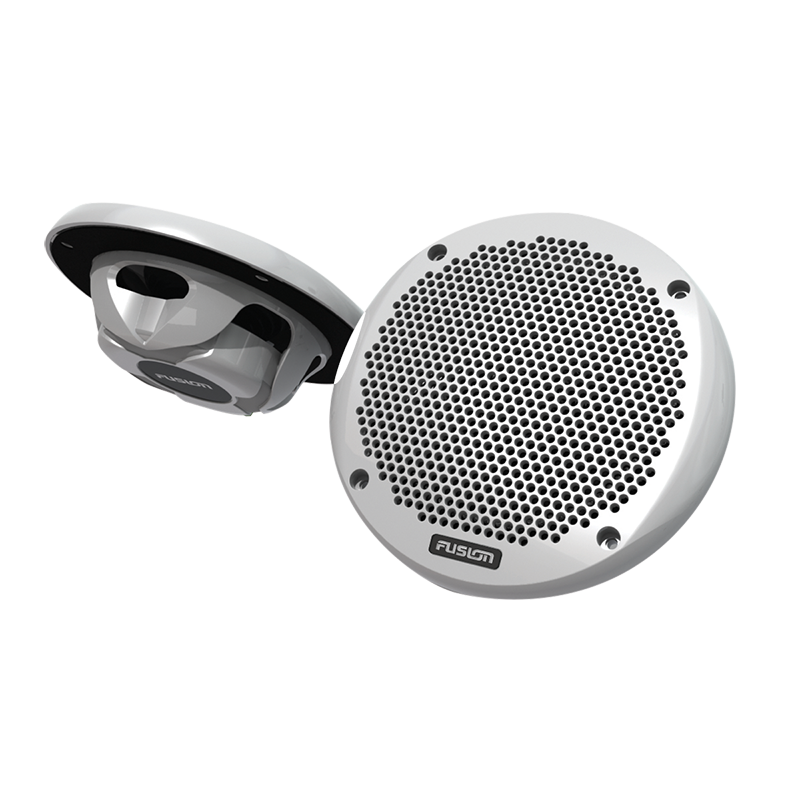 Fusion 6 Marine Shallow Mount Speaker 150W (MS-EL602)