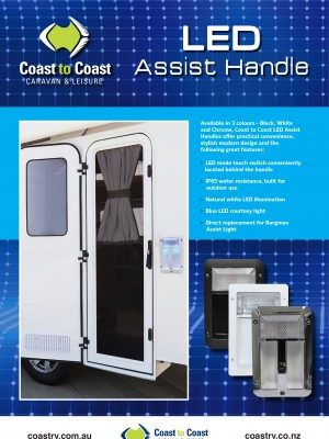 Coast LED Assist Handle