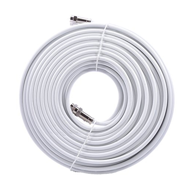 Sphere RG6 Cables with Compression Fittings
