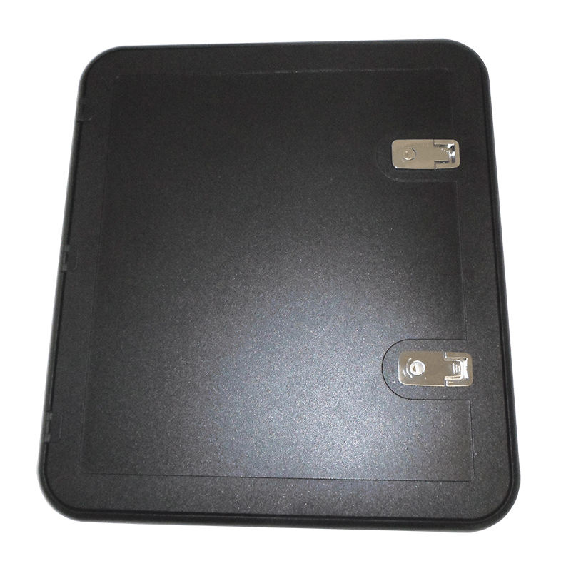 Coast Door 4 (Black)