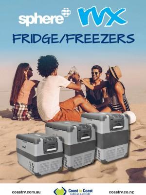 Sphere RVX Fridge-Freezers