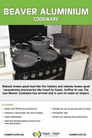 Beaver Cookware